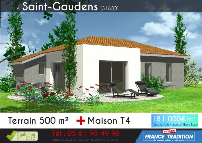 constructeur maison 31800