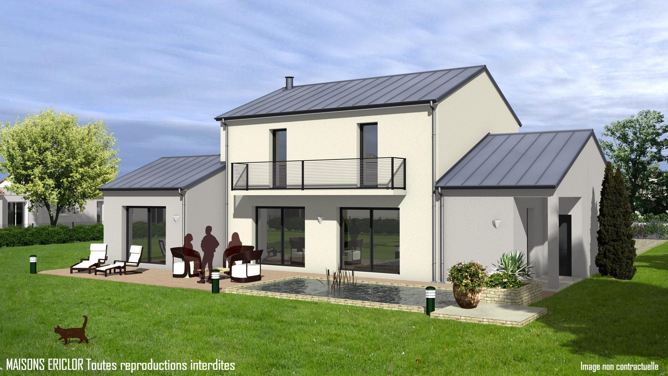 constructeur maison 45200