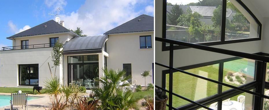 Maison neuve angers avie home for Constructeur maison 49