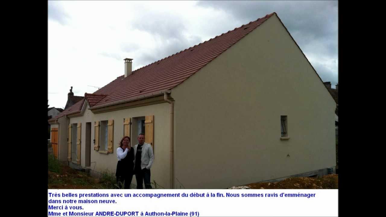 constructeur maison 91 avis