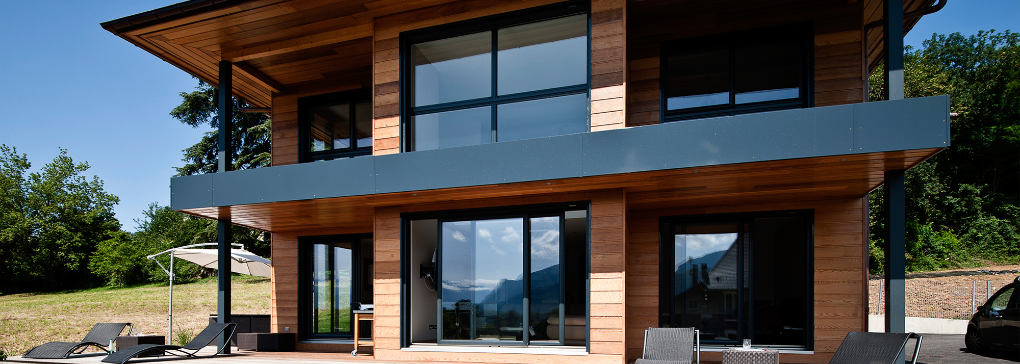 constructeur maison a ossature bois