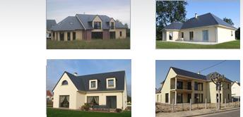 constructeur maison caen