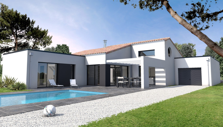 constructeur de maison moderne dans le var ventana blog. Black Bedroom Furniture Sets. Home Design Ideas
