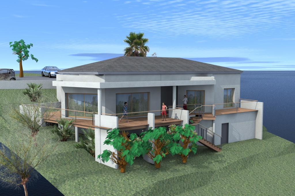 constructeur maison corse