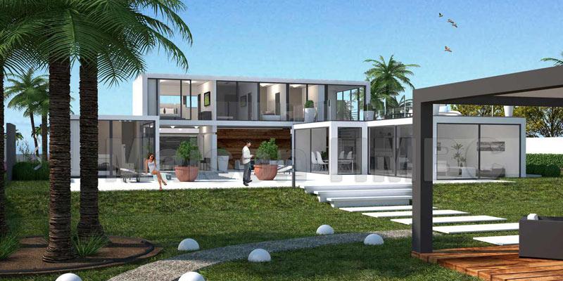 constructeur maison de luxe ile de france