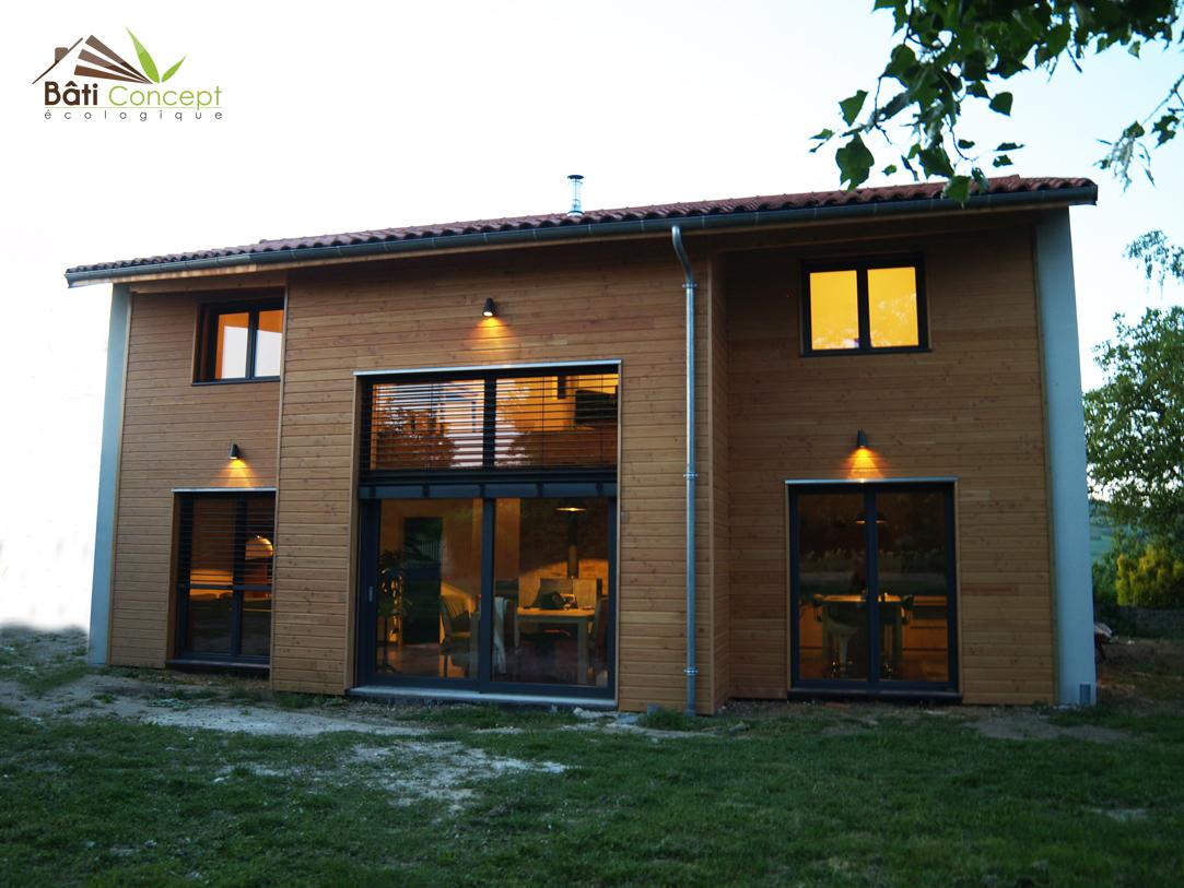 constructeur maison ecologique auvergne