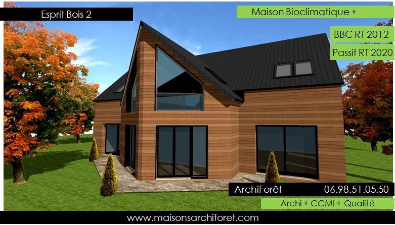 constructeur maison ecologique bois