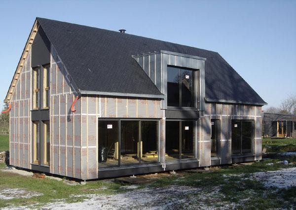 constructeur maison ecologique morbihan