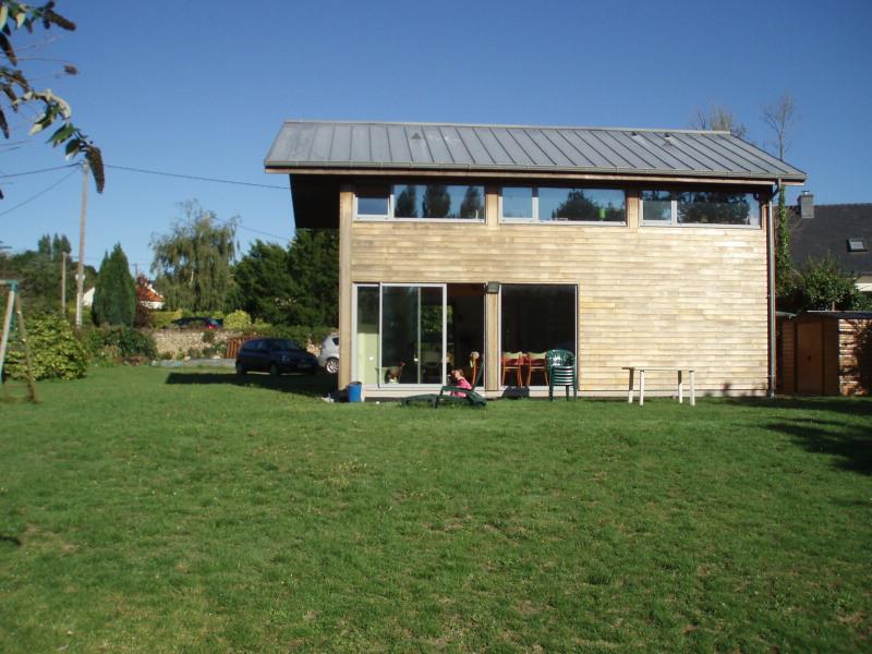 constructeur maison en bois bretagne