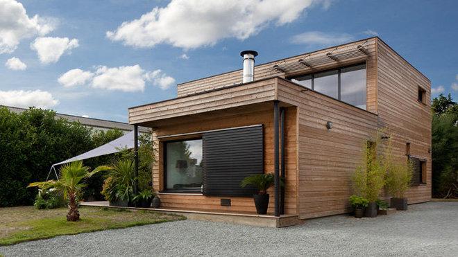 constructeur maison en bois