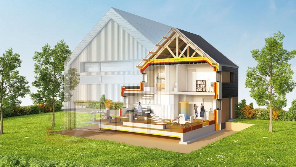 constructeur maison energie positive