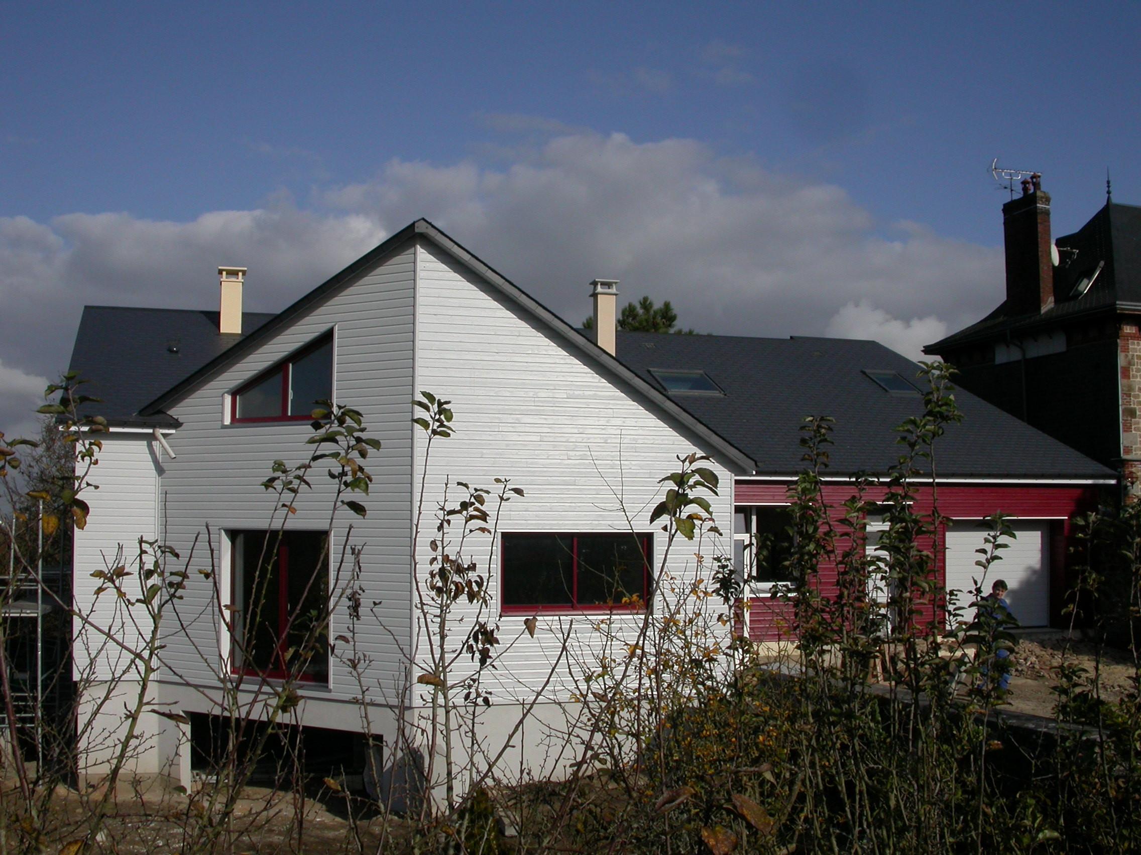 constructeur maison flers