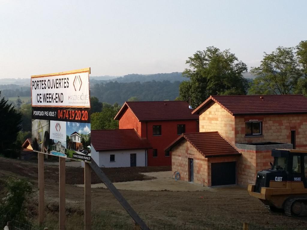 constructeur maison kome