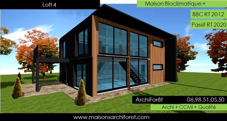 constructeur maison loft