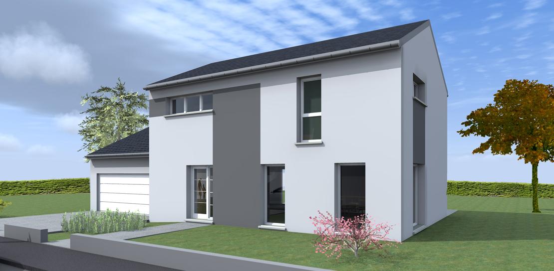 Construction maison metz ventana blog - Constructeur maison individuelle metz ...