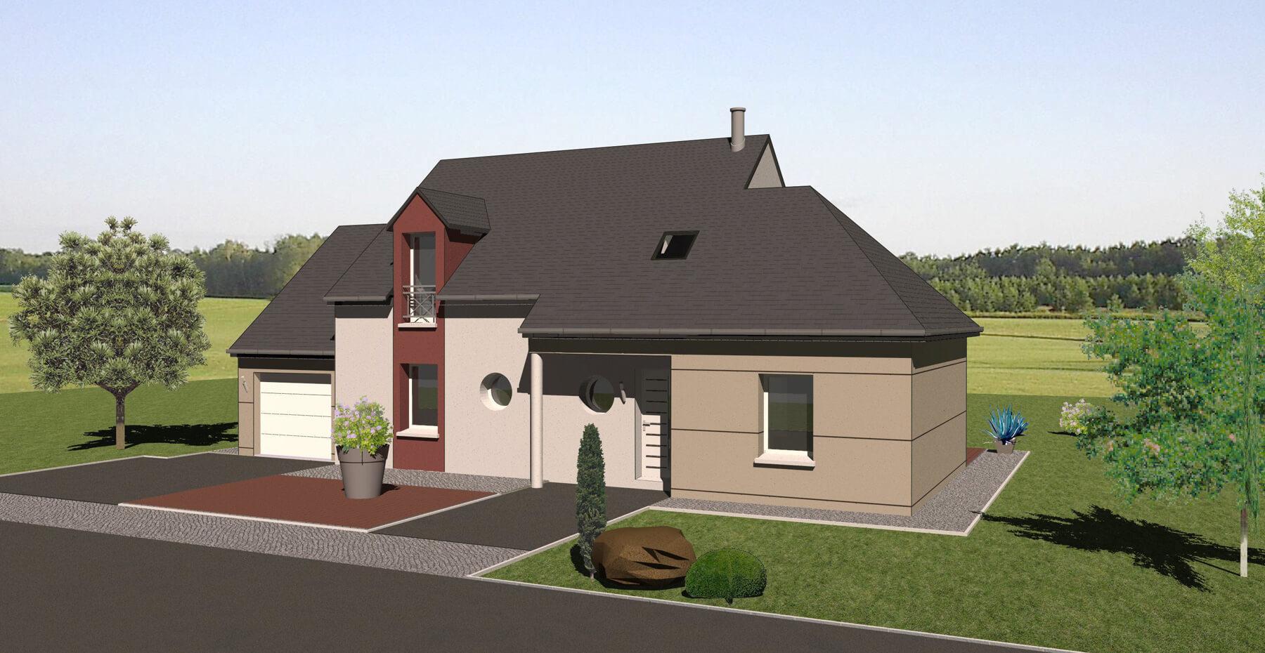 constructeur maison orne