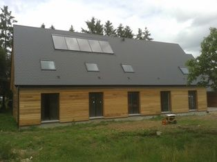 constructeur maison ossature bois eure et loir