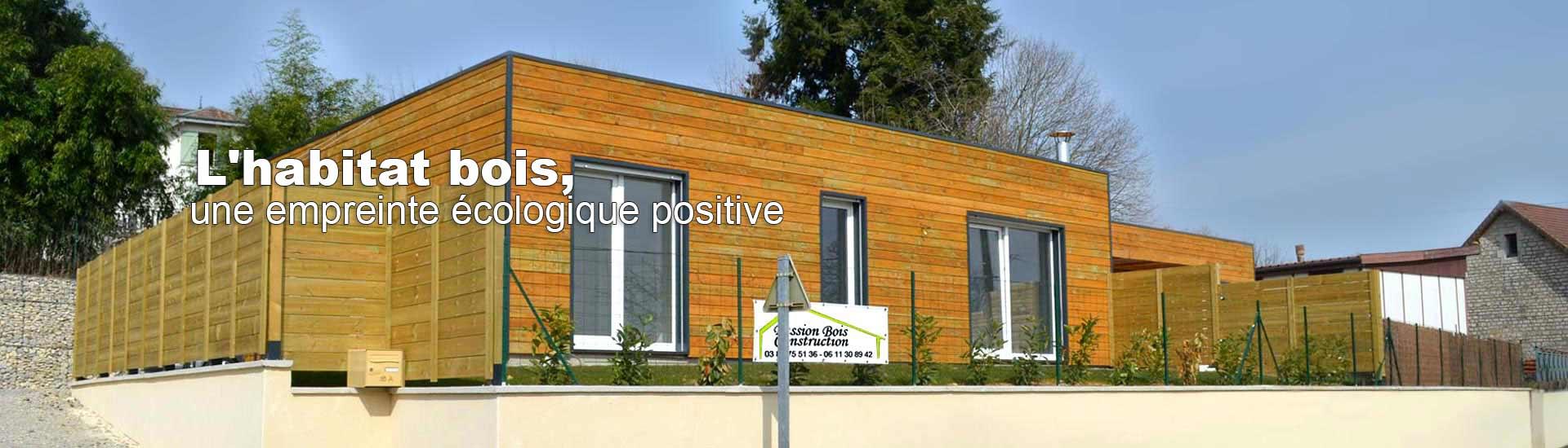 constructeur maison ossature bois franche comte