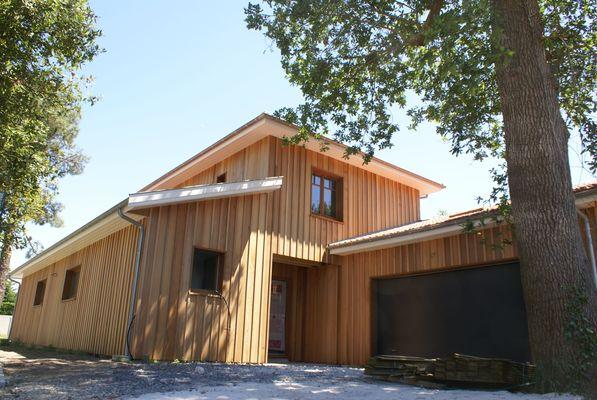Fabricant maison ossature bois gironde ventana blog for Fabricant maison bois