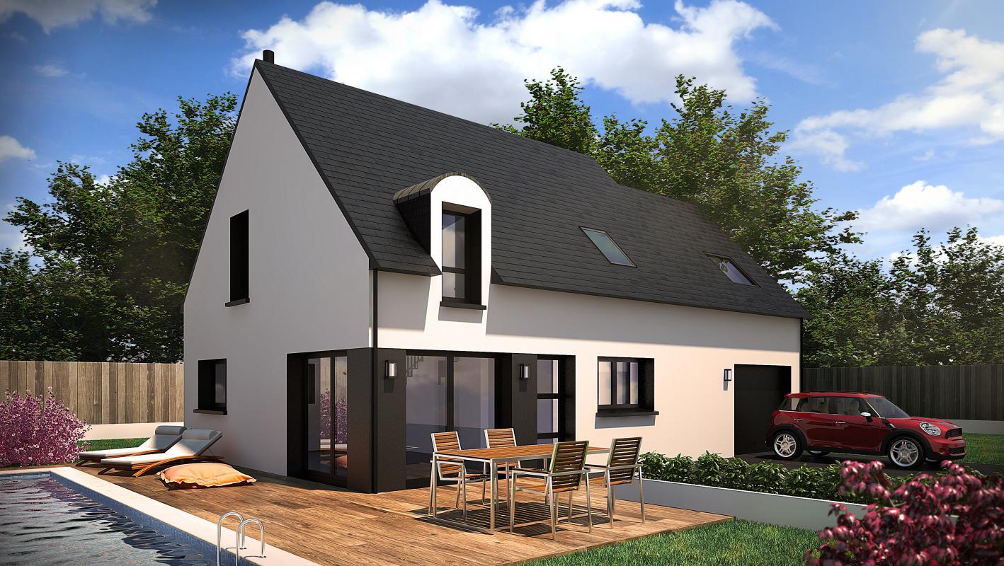 constructeur maison questembert