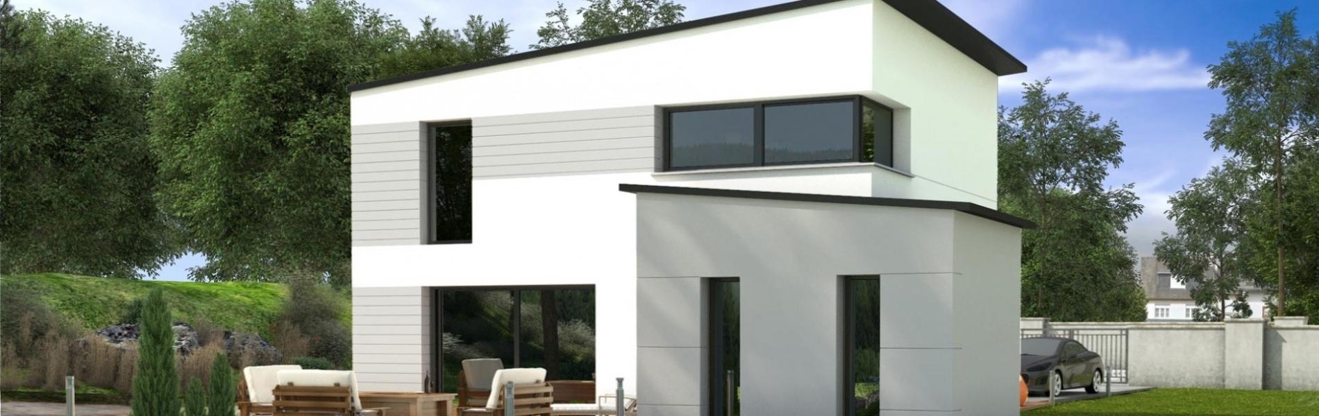 Constructeur maison moderne rennes ventana blog for Maison moderne rennes