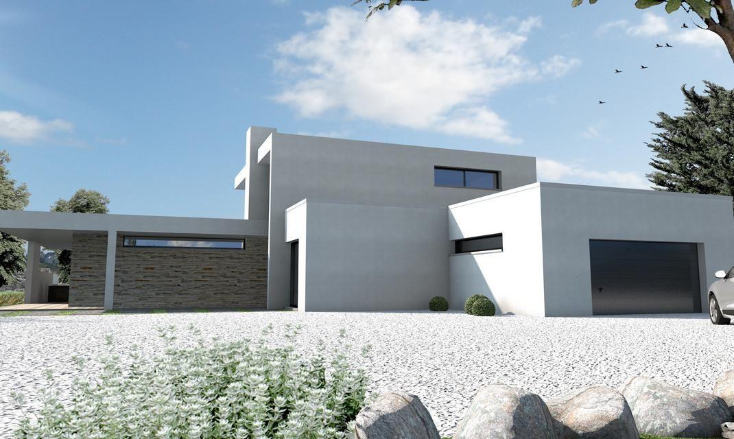 constructeur maison ultra moderne