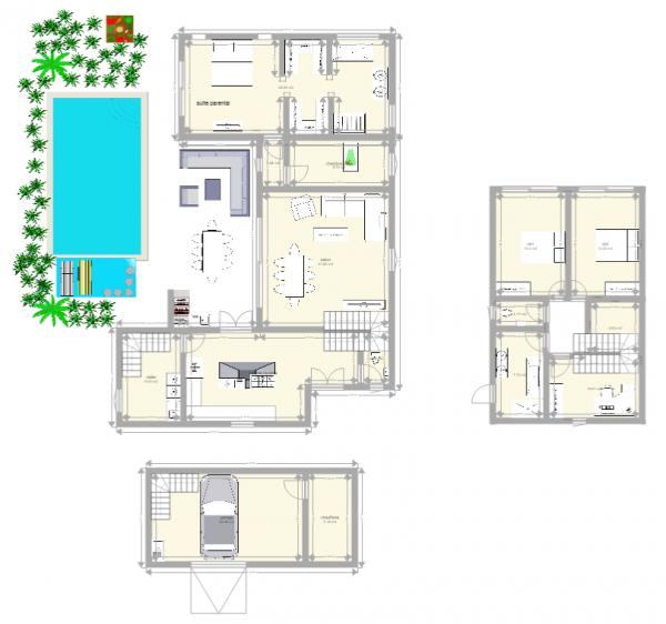 maison etage 150m2