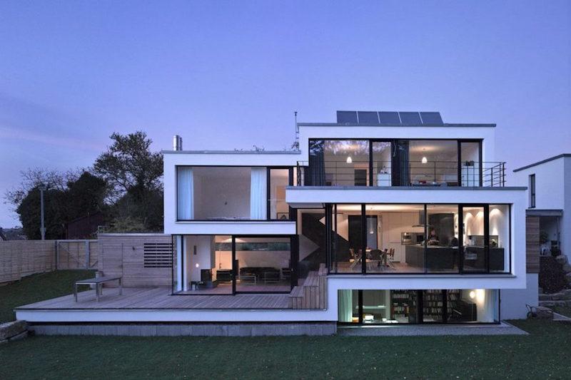 maison etage design