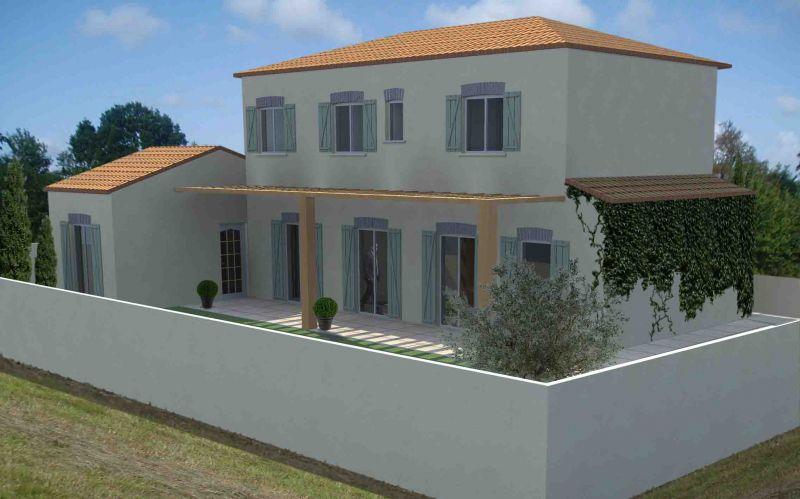 Plan de maison provencale a etage gratuit ventana blog - Plan maison provencale a etage ...