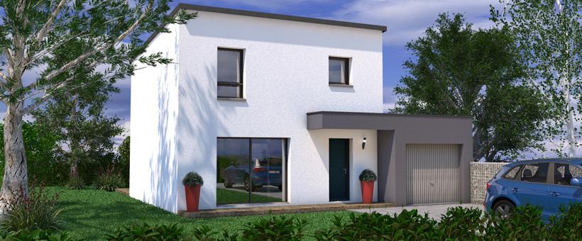 maison moderne 100 000 euros