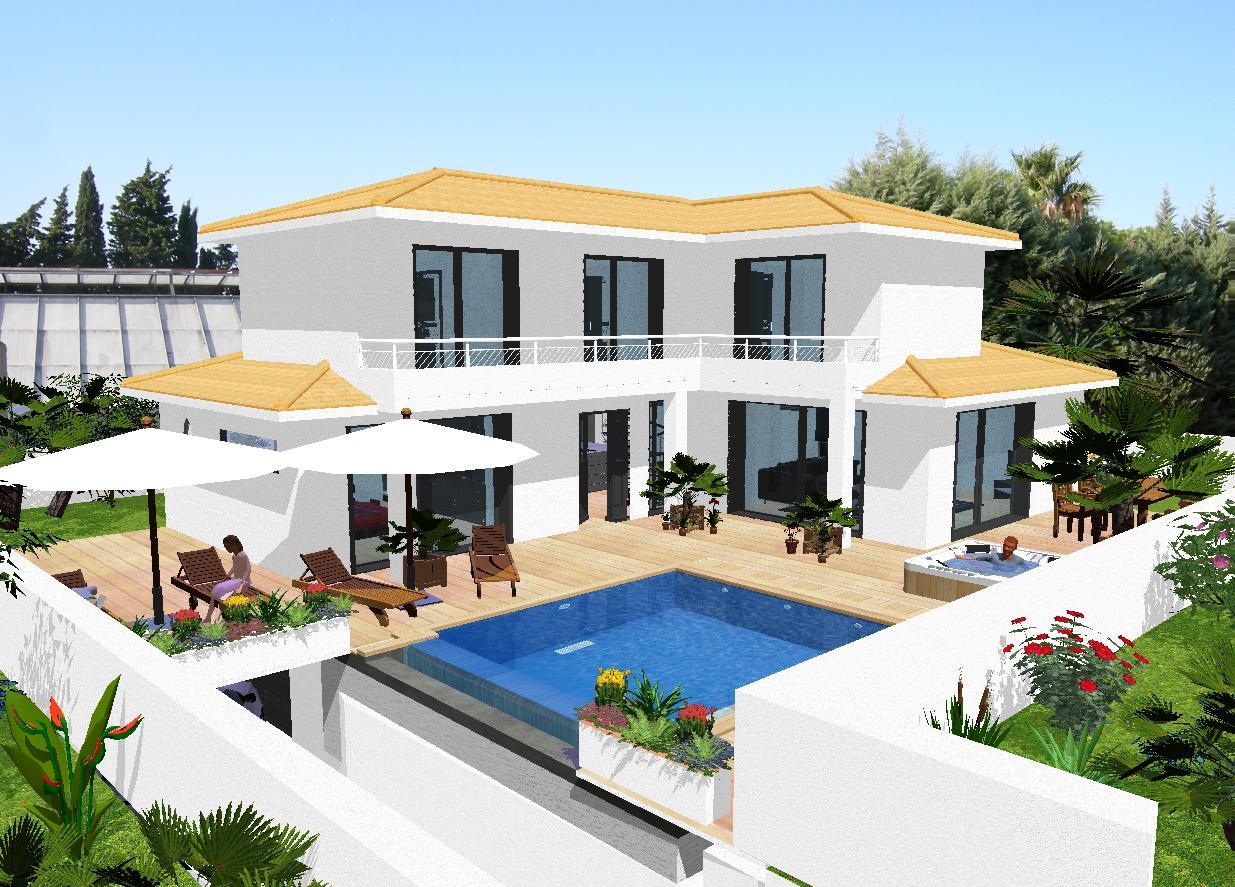 maison moderne 1