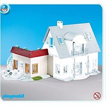 maison moderne 4279