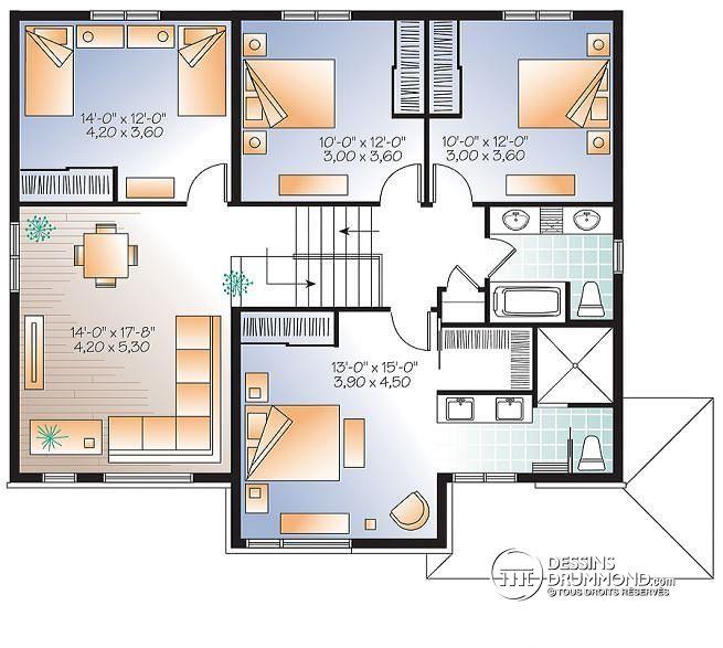 maison moderne 6 chambres