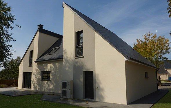 maison moderne 72