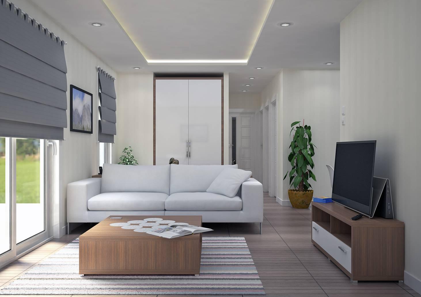 maison moderne 80m2