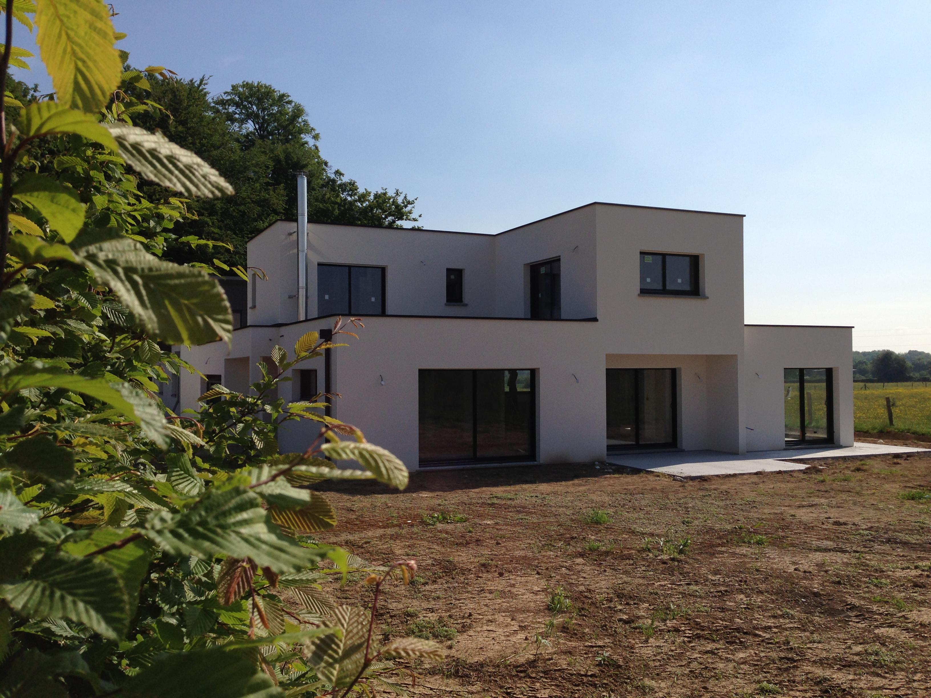 maison moderne a vendre 06