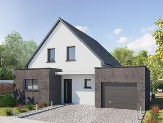 maison moderne a vendre 68
