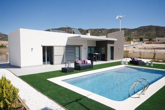 maison moderne a vendre espagne