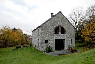 maison moderne a vendre hainaut