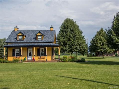 maison moderne a vendre lanaudiere