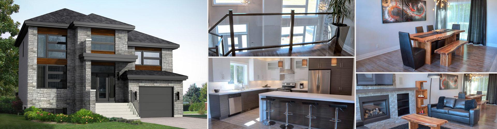 maison moderne a vendre montreal