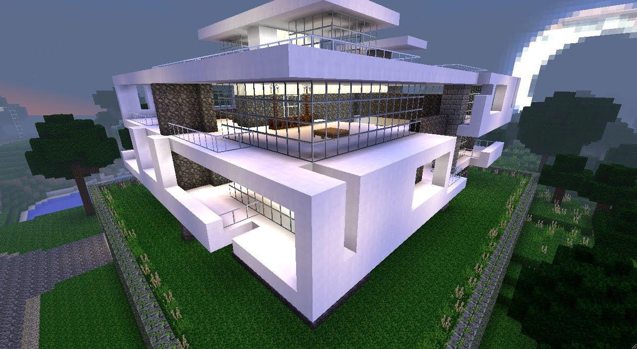 maison moderne avec xroach