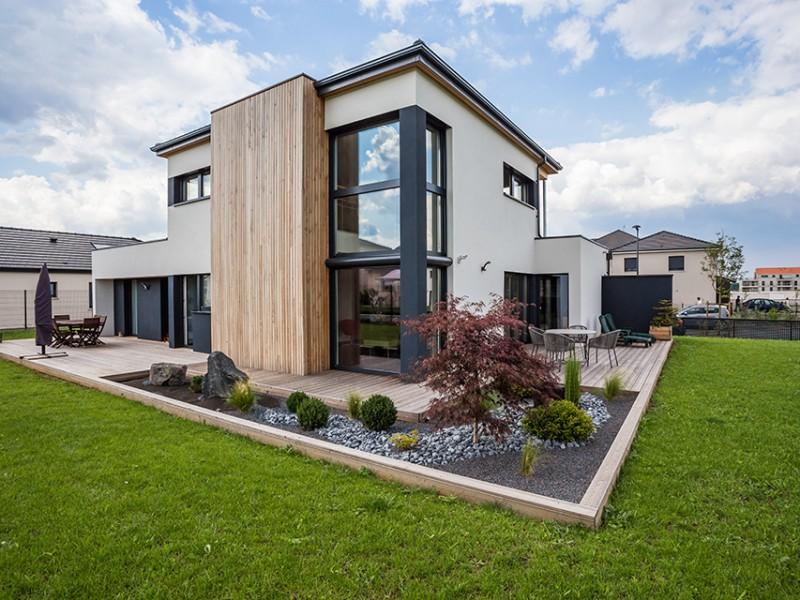 maison moderne essonne