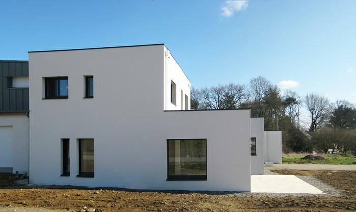 Fenetre de maison moderne