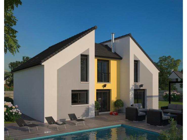maison moderne france confort