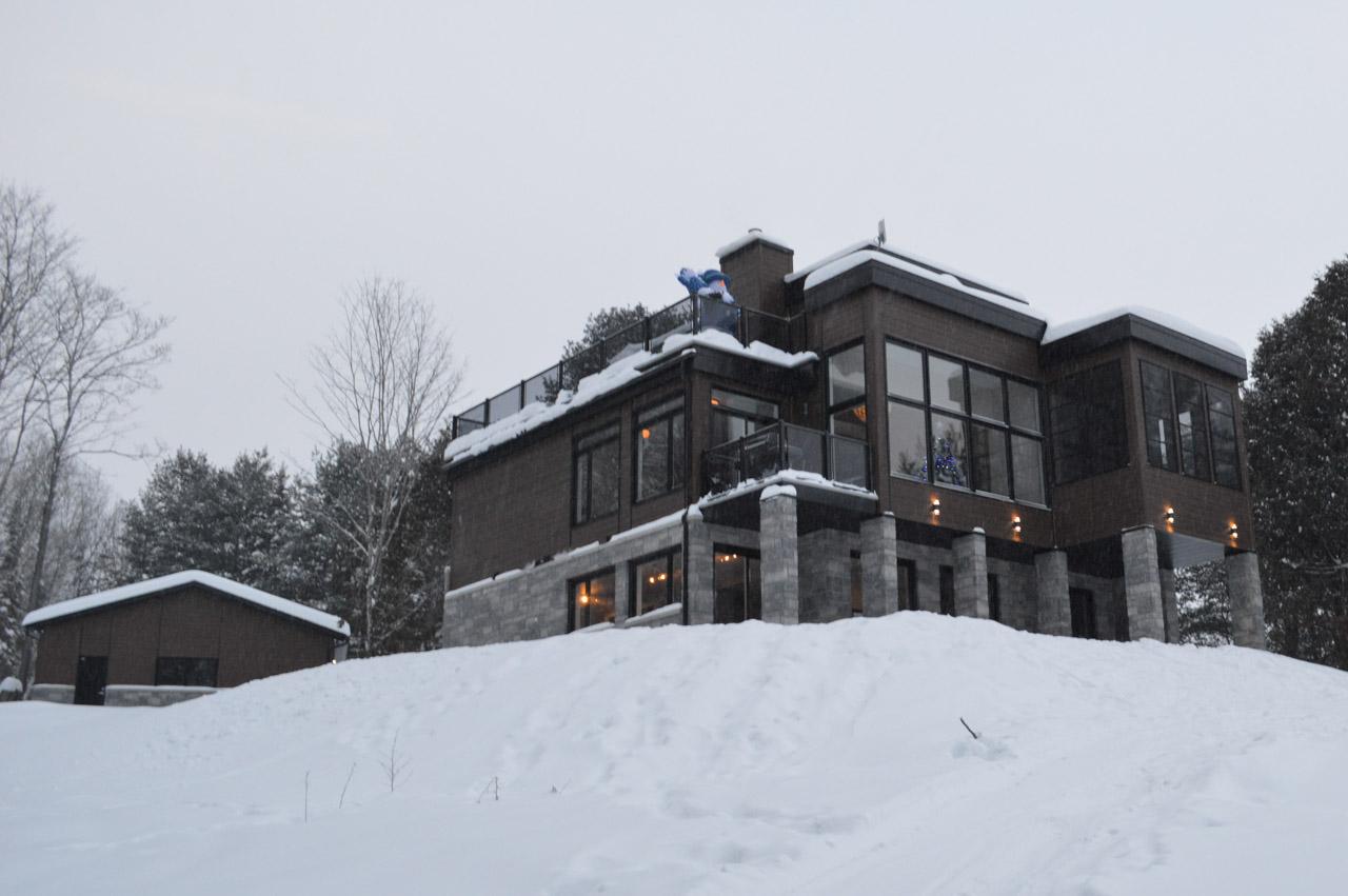 maison moderne gatineau