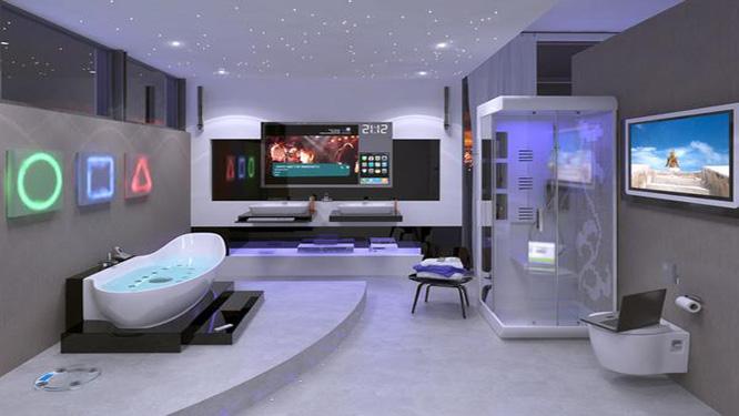 maison moderne high tech