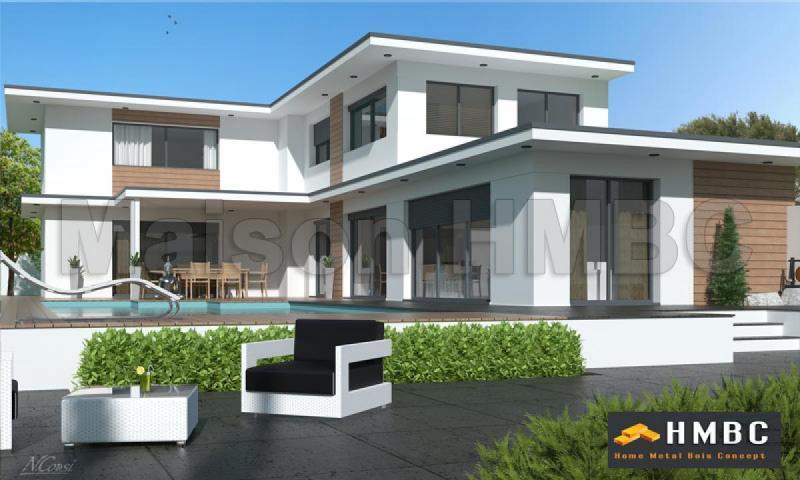 maison moderne hmbc