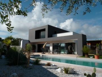 maison moderne ile de re