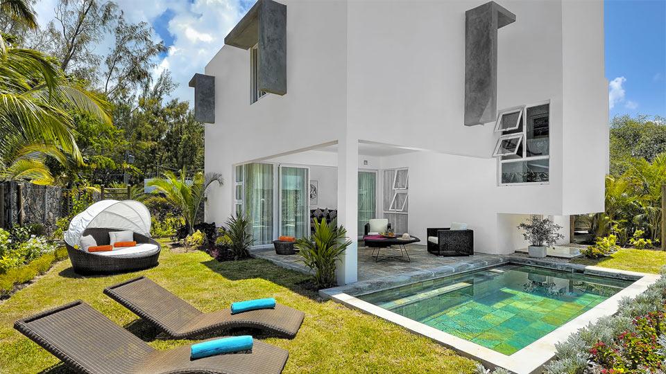maison moderne ile maurice